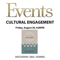 Cultural Engagement Book Signing