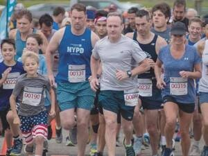 Travis Manion Foundation - 9/11 Heroes Run