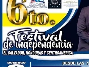 El Salvador Independence Day