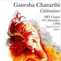 Ganesha Chaturthi Celebrations