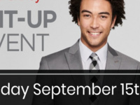 JCPenney Suit-Up Shopping Event