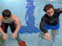 Adult & Child Swim Lessons - Registration for Session 2