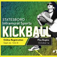 Kickball Registration - Statesboro