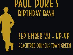 Paul Duke's Birthday Bash