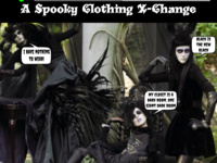 Graveswap: A Spooky Clothing X-Change