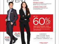 JC Penney Suit-Up