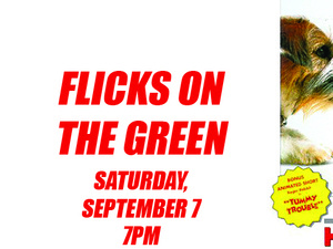 Flicks on the Green - Honey, I Shrunk the Kids