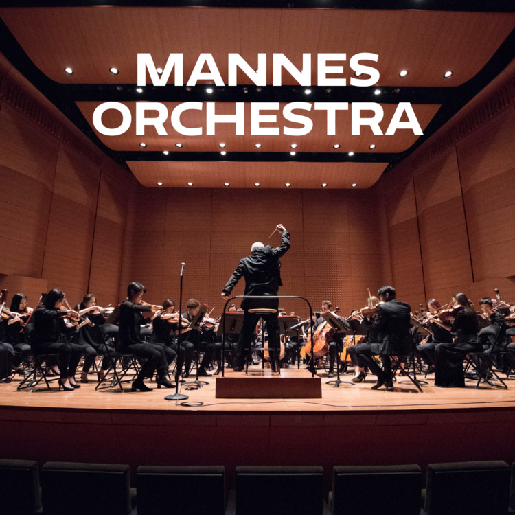 Mannes Orchestra: Aaron Copland - An American Portrait