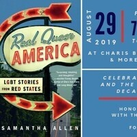 Celebrating Samantha Allen and the LGBTQ Authors of the Decatur Book Festival