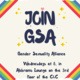 GSA Weekly Meeting