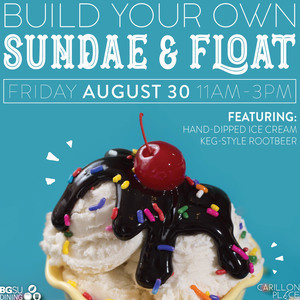 Build Your Own Sundae & Float @ Carillon Place