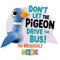 Don't Let the Pigeon Drive the Bus: The Musical