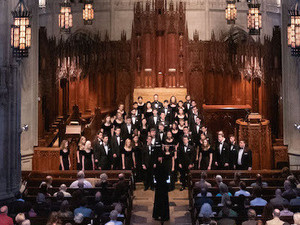 SOLD OUT: Heinz Chapel Choir Holiday Concert -Dec. 6