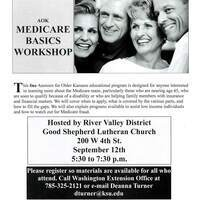 Medicare Basics Workshop - Washington