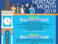 Hispanic Heritage Month Latin Dance Night