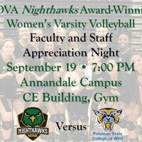 Faculty and Staff Appreciation Night