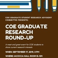 College of Education Graduate Research Round-Up