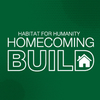 Habitat Homecoming Build