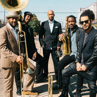 Adonis Rose and the NOJO 7 of New Orleans Jazz Orchestra
