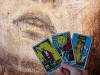 Tarot Reading with Coleman Stevenson of The Dark Exact