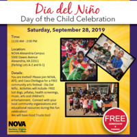 Dia del Niño - Day of the Child Celebration