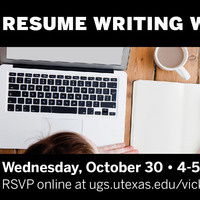 Effective Resume Writing Workshop