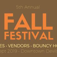 Downtown Devils Lake Fall Festival