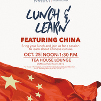 International Lunch & Learn ft. China