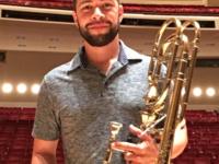 Guest Artist Masterclass: Brian Hecht, bass trombone