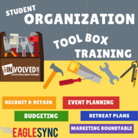 Student Organization Tool Box Training: Tips for Recruiting and Retaining