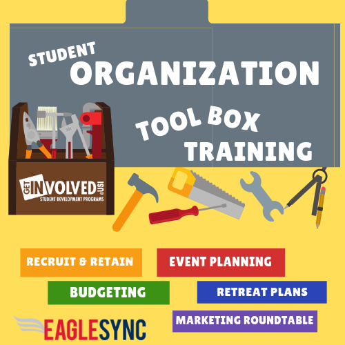 Student Organization Tool Box Training: Tips for Recruiting and Retaining at University Center