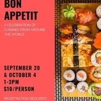 Bon Appetit - Japanese Cuisine