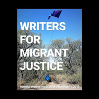 """Writers for Migrant Justice"" Reading"
