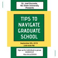 Strategies for Graduate Schhol
