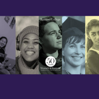 Women at Kenyon: Celebrating 50 Years of Coeducation