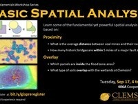 Basic Spatial Analysis Workshop