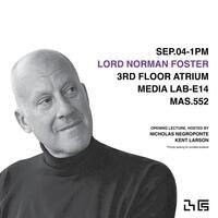 """Lord Norman Foster: """"Settlements without"""""""