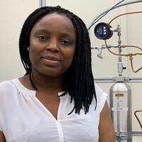 Alvine Kamaha, Ph.D.: Dark Matter Search: listening to the dark, seeing the dark and charging from the dark