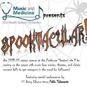 VCU Health System Orchestra presents SPOOKTACULAR