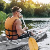Kayaking at BBC
