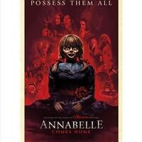 Monday Movie: Annabelle Comes Home