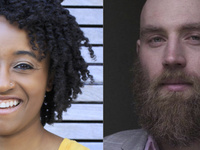 Open Mic with Readings by Aisha Jordan & Allen Strouse