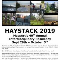 Haystack 2019