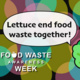 Keynote Event: Talking Food Waste - Moving the Conversation Forward