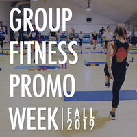 Group Fitness Promo Week