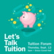Let's Talk Tuition Forum
