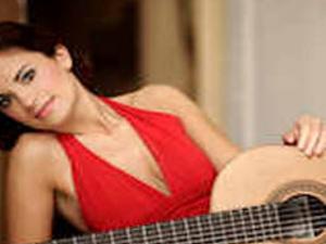 Ana Vidovic, classical guitar