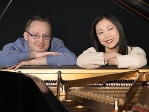 PIANO DUO Stephanie and Saar: Beethoven Quartet Four-hand Transcription