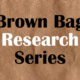 Brown Bag Research Series - Digital Mapping: The Old Moroccan Quarter of Jerusalem