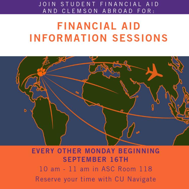 Study Abroad Financial Aid Information Presentation
